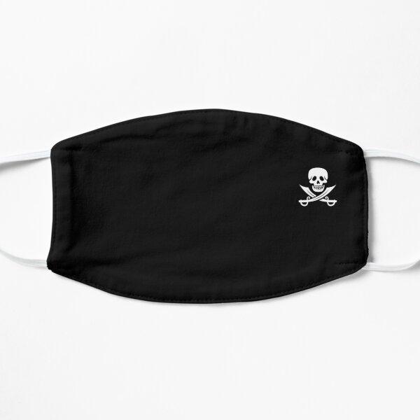 pirates logo  Masque sans plis