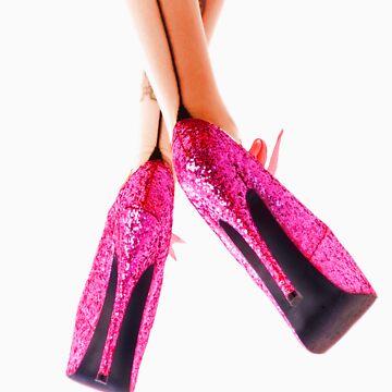 Hanging Shoes von ptone47