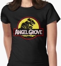 We Have a T-Rex, Too! Womens Fitted T-Shirt