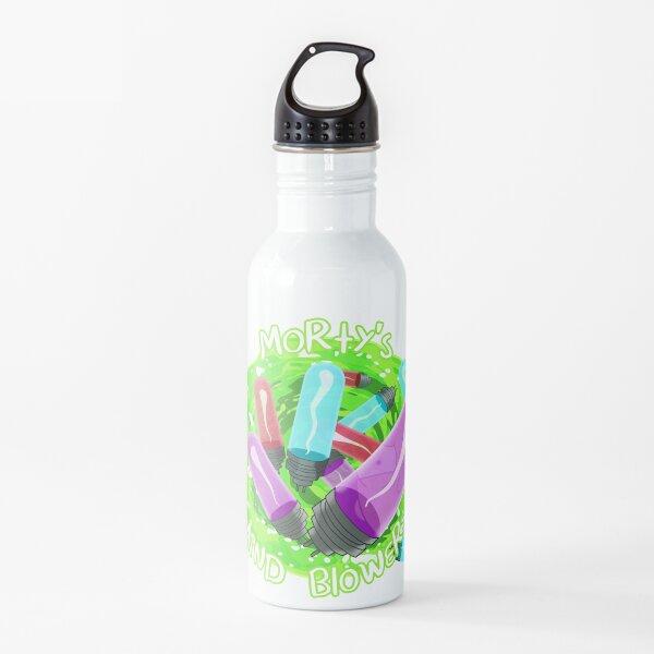 Mortys Mind Blowers Water Bottle