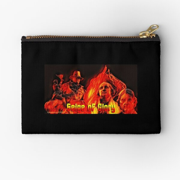 Seige of Glory Zipper Pouch