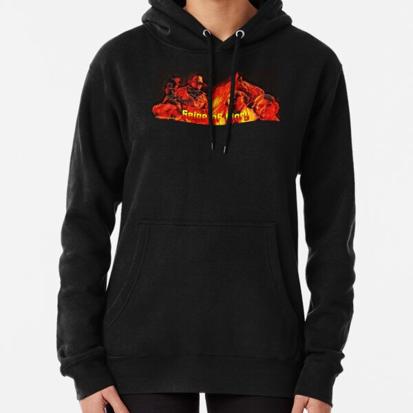 Seige of Glory Pullover Hoodie