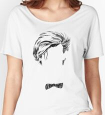 Who's that Bowtie Women's Relaxed Fit T-Shirt