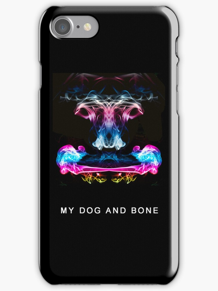 My dog and bone by Steve Purnell