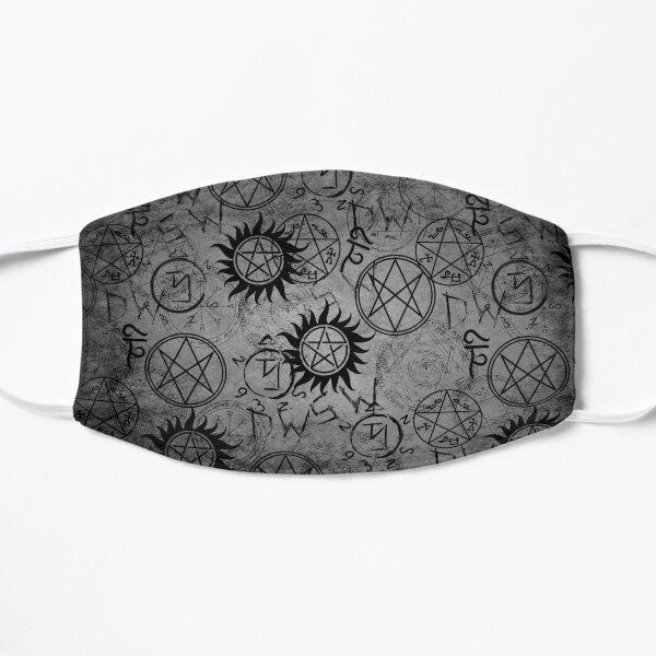 Supernatural Grey Flat Mask
