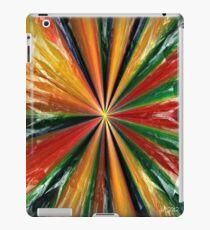 PALETTE WHEEL iPad Case/Skin