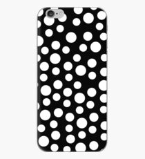 Black And White Polka Dots IPhone and Ipod Cases iPhone-Hülle & Cover
