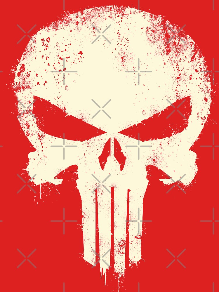 VINTAGE PUNISHER by Arturo-Campos