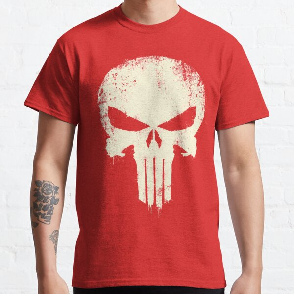 VINTAGE PUNISHER Classic T-Shirt