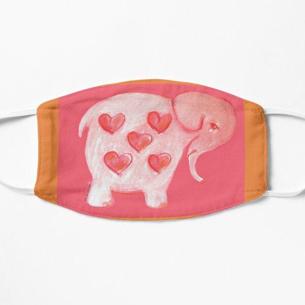 Un éléphant rose, ÖMiserany® 2020©  Masque taille M/L