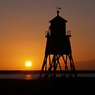 South Shields Groyne by Great North Views