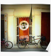 Bicicletas Poster