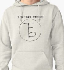 The Front Bottoms - Logo & Name Pullover Hoodie