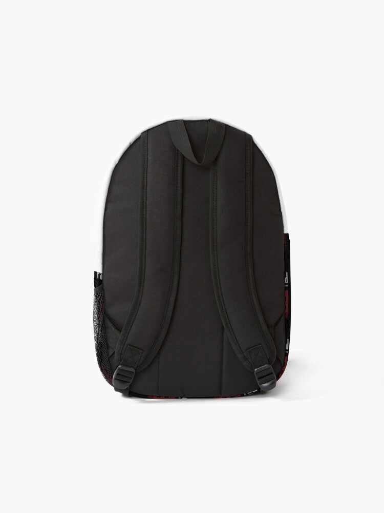 Alternate view of Alfred Hitchcock's PSYCHO (Blood Red) Backpack
