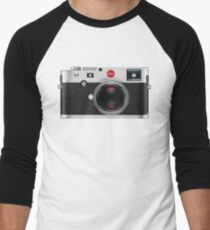 Leica M (Typ 240) - Horizontal Men's Baseball ¾ T-Shirt