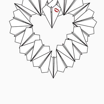 Paperman Heart by farkland