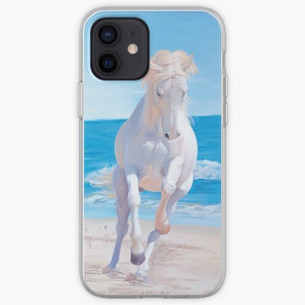 Sea breeze iPhone Soft Case