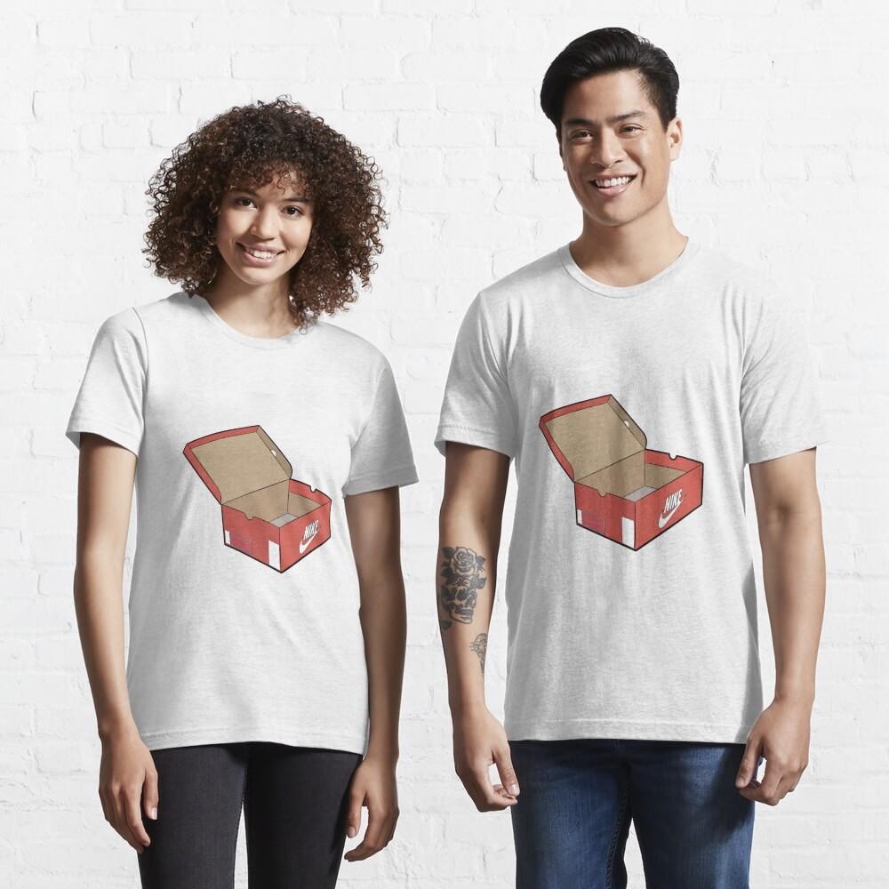 Orange shoe box logo Essential T-Shirt