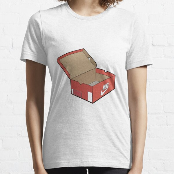 Orange shoe box logo Essential T-Shirt
