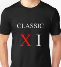 bred 11 tee Unisex T-Shirt