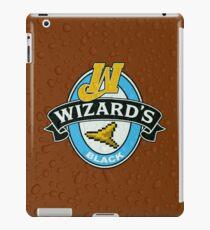 Wizard's Black iPad Case/Skin