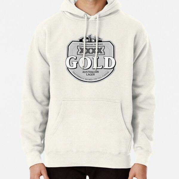 XXXX Gold Grey Pullover Hoodie