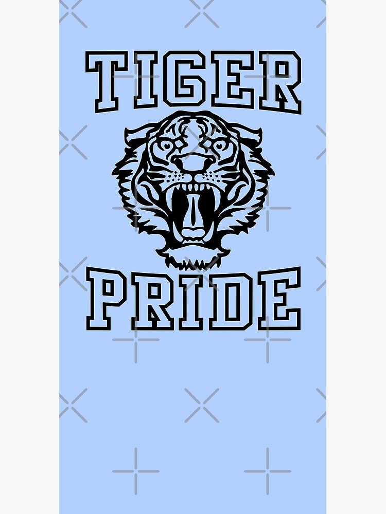 Liberty Tiger - 13 Reasons W by Mattstyle