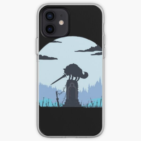 wolf soul | The swordswolf iPhone Soft Case