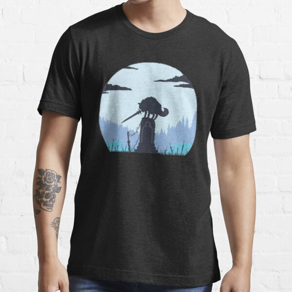 wolf soul   The swordswolf Essential T-Shirt
