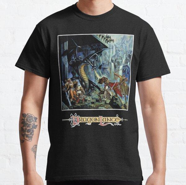 Dragonlance Advanced Dungeons & Dragons of Despair Classic T-Shirt