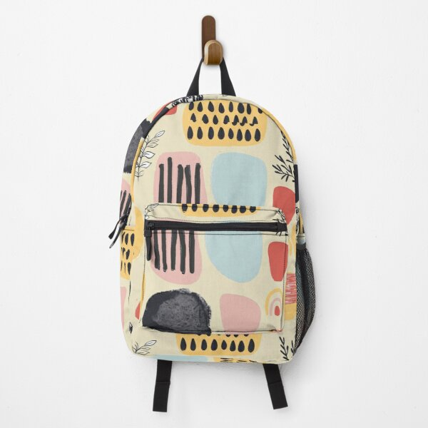 The 60's Retro Look Backpack