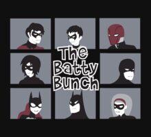 The Batty Bunch | Unisex T-Shirt