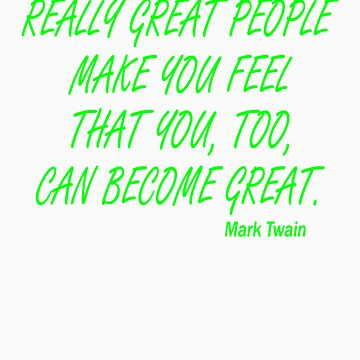 great people - twain by dedmanshootn