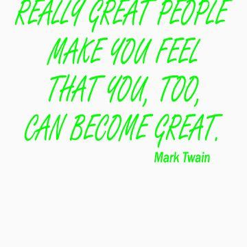 great people - twain by dedmanshootn