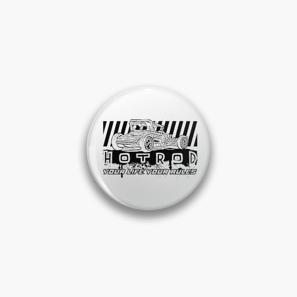 your life your rules Pin