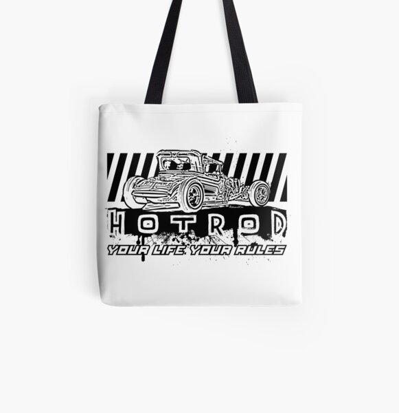 your life your rules All Over Print Tote Bag