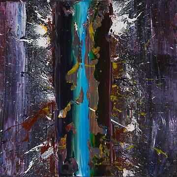 Kundalini Rising by RobertHorvath