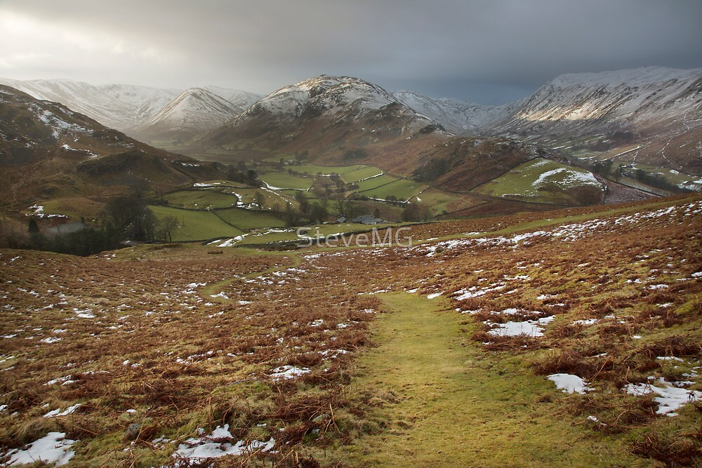 Martindale - Cumbria by SteveMG