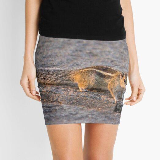Indian palm squirrel Mini Skirt