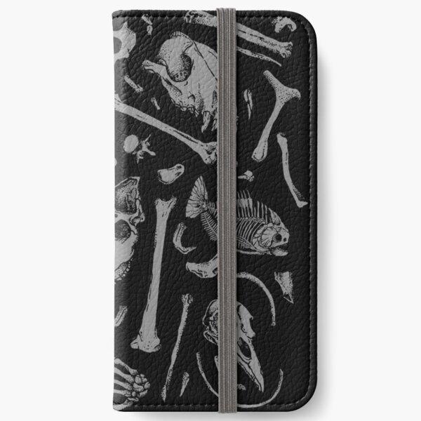 Bones iPhone Wallet