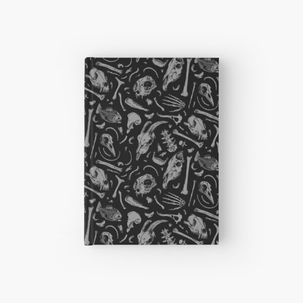 Bones Hardcover Journal
