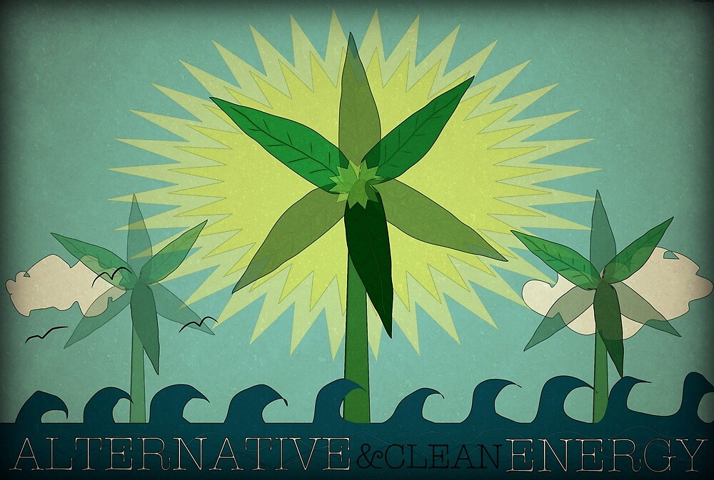 Alternative Energy by Laksen