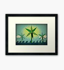 Alternative Energy Framed Print