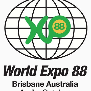 Expo 88 by jimmyraynes
