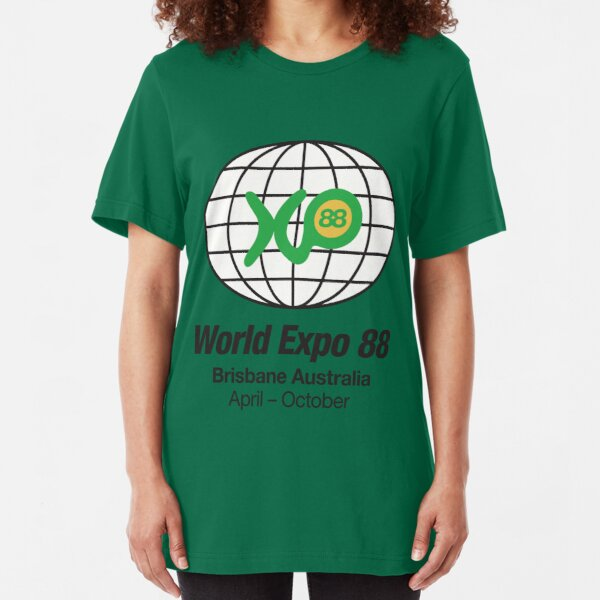 Expo 88 Slim Fit T-Shirt