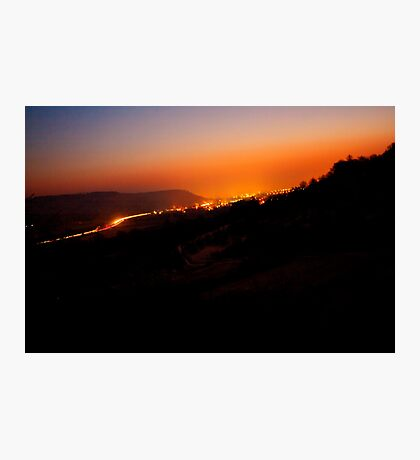 Remstal Sunrise VRS2 Photographic Print