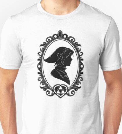 Heroes of Hyrule - The Warrior (light tee version) T-Shirt