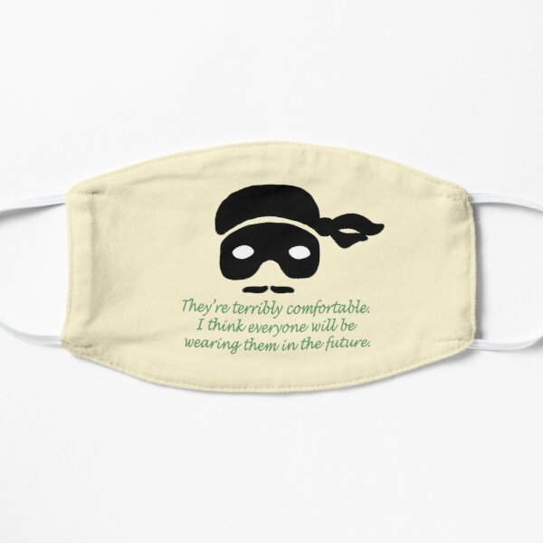 Mask of Dread Pirate Roberts - Green Mask