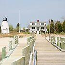 Piney Point Lighthouse by Jack Ryan