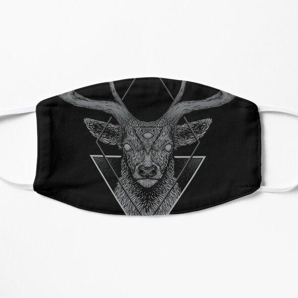 Dark Deer Flat Mask